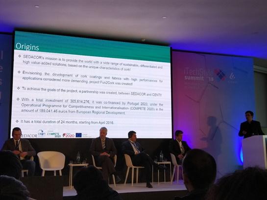 iTechStyle Summit – Oral Presentation (2018)